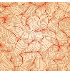 Retro waves texture seamless pattern vector