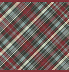 abstract check plaid seamless pattern vector image