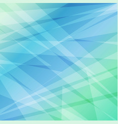 bright transparent abstract geometric background vector image