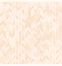Peach parquet pattern seamless herringbone vector