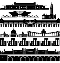 Architecture-3 vector