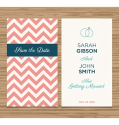 wedding card pattern pink 02 vector image
