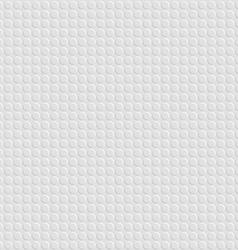 White retro pattern background vector image