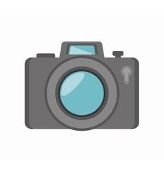 camera social media isolated icon design vector image