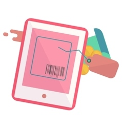 sale web icon vector image