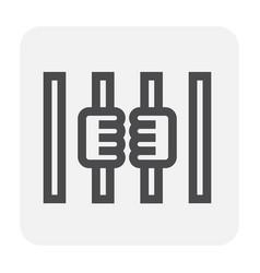 Car security icon vector