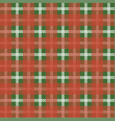 Plaid tablecloth tartan seamless pattern vector