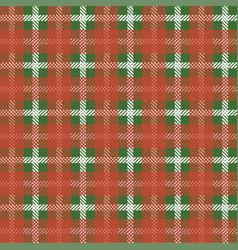 plaid tablecloth tartan seamless pattern vector image