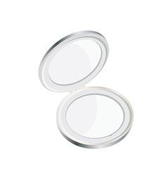 Pocket mirror vector image