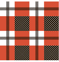 Plaid tartan beautifulseamless background vector