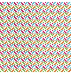 Bright colorful seamless pattern for baby style vector image