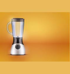 Original kitchen blender vector