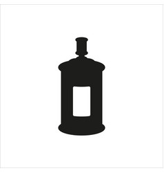 Spray icon on white background vector