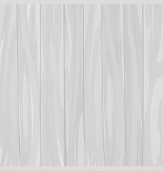 white wood textured background vector image