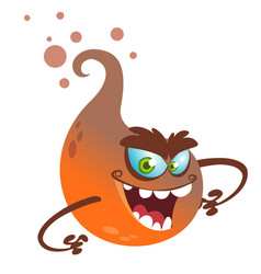 172monster vector image vector image