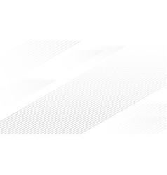 abstract line on white background with copy space vector image