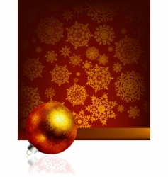 Elegant christmas vector