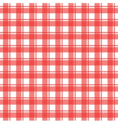 Tablecloth vector