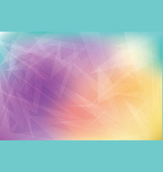 colorful bright abstract geometric background for vector image
