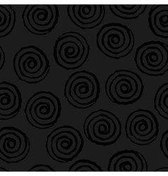 Seamless spiral pattern vector