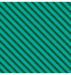 Striped green and azure seamless pattern vector image
