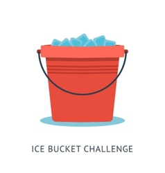 ALS Ice Bucket Challenge vector