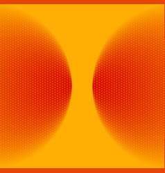 gradient duotone background decorate vector image