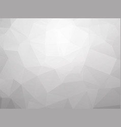 modern gray triangular with a light switch vector image