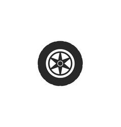Tires logo vector