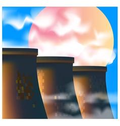 industrial vector image vector image