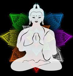 Budha yoga vector