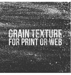 grain texture for print or web vector image