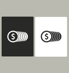 Salary - icon vector