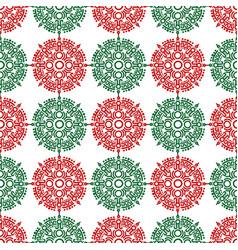 mayan ornamental seamless pattern - mexican vector image vector image