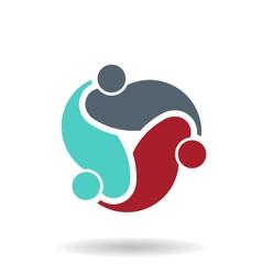 Freelance Team Logo vector