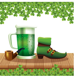 Saint patricks day cartoons vector