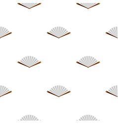 white fun pattern seamless vector image