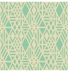 Rhombuses seamless pattern vector image