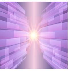 Abstract ultra violet technology background with vector