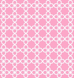 Cherry Blossoms Pattern vector image