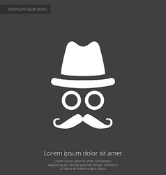 barbershop premium icon vector image