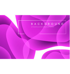 Colorful abstract minimalist background vector