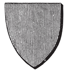 gules shield is a heraldic shield with a red vector image