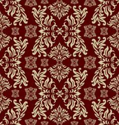 maroon gothic vector image