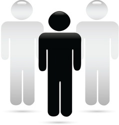 People 01 resize vector image