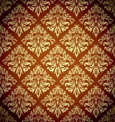 orangey repeat vector image