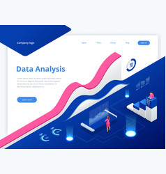 Data management system and business analytics vector