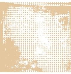 Grunge vintage texture vector