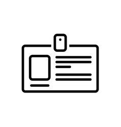 Personal id vector