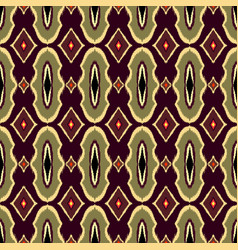 seamless pattern4 vector image